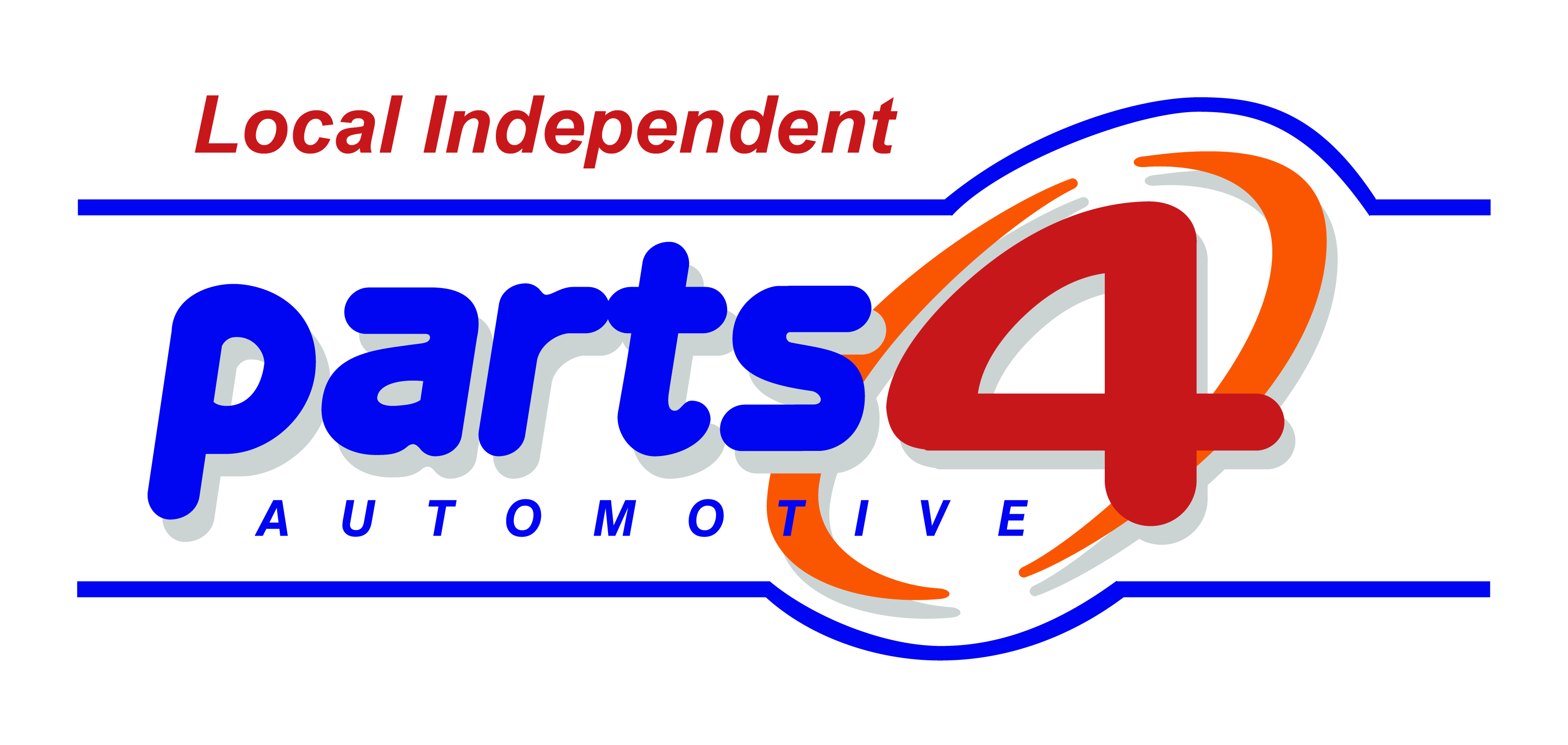 Parts 4 logo with lines
